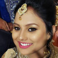 Niveditha Kamlesh - Wedding makeup artists