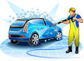 Sahani drycleaners - Car cleaning