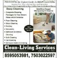 cleanlivingservices-noida - Professional home cleaning