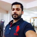 Manjunath R - Fitness trainer at home