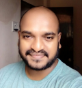 Dinesh Kalbage - Fitness trainer at home