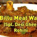 Billu Meat Wala(Desi Ghee) - Healthy tiffin service