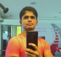 Sharath Sharu - Fitness trainer at home