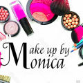 Monica  - Party makeup artist