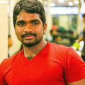 Karthik Reddy - Fitness trainer at home
