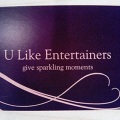U Like Entertainers - Wedding planner