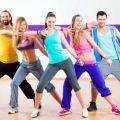 Anshika - Zumba dance classes