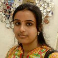 Akshya srikanthan - Bridal mehendi artist
