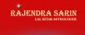 Rajendra Sarin - Astrologer