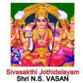 N S Vasan - Astrologer