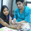 Manasi Bhangale - Bridal mehendi artist