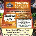 TANSEN Sangeet Mahavidyalaya - Pushpanjali - Company registration