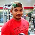 Vijay Kumar D - Fitness trainer at home