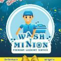 WASHMINION - Dry cleaning
