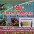 mohammed - Packer mover local