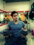Mohit Anand - Fitness trainer at home