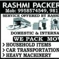 RASHMI PACKERS AND MOVERS  - Packer mover local