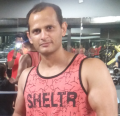 Rishi Malhotra - Fitness trainer at home