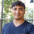 Shivam Shinde - Yoga at home