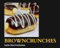 Brown Crunches - Birthday party caterers