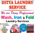 Ditya Wash & Fold Services - Dry cleaning