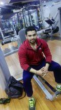 Arjun Tewatia - Fitness trainer at home