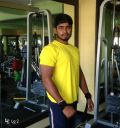 Arjun Singh - Fitness trainer at home