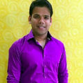 Tushar D. Mahadik - Fitness trainer at home
