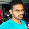 K. G. Arun - Fitness trainer at home
