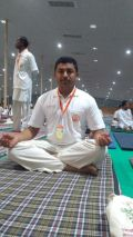Tejash Patel - Yoga at home