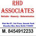 RHD ASSOCIATES - Ca small business