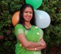 Anupama Naveen - Yoga at home