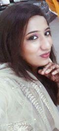 Afsha Shahnawaz Shaikh - Party makeup artist