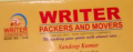 Writer Packers and Movers Pvt. Ltd. - Packer mover local