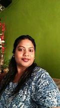 Anitha Anu Mahendran - Yoga at home