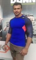 Michael Chowdhury - Fitness trainer at home