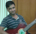 Shiv Ram - Guitar lessons at home