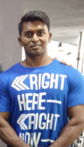 Gopal Subhash Kar - Fitness trainer at home
