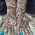 Jenifar Lazar - Bridal mehendi artist