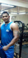 Chirag Pardeshi - Fitness trainer at home