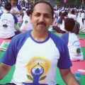 Surender Madaan  - Yoga at home
