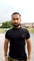 Yatin Prajapat - Fitness trainer at home
