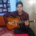 Vijender Singh Chauhan - Guitar lessons at home