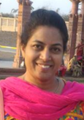 Gayatri Sameer Paraswar - Yoga at home