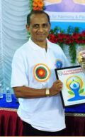 Dr Deepak Sheth - Yoga at home