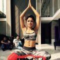 Shubhra Arora - Yoga at home