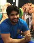 Vipin Dabas - Fitness trainer at home