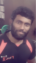 Vinoth - Fitness trainer at home