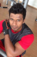 Kanakaraj - Fitness trainer at home