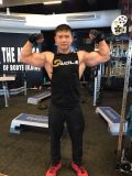Shitoljit Thoidingjam - Fitness trainer at home